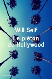 Le piéton de Hollywood - Couverture - Format classique