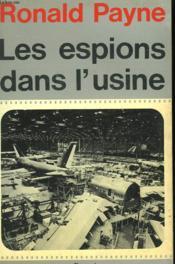 Les Espions Dans L'Usine. - Couverture - Format classique