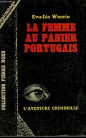 La Femme Au Panier Portugais. Collection L'Aventure Criminelle N° 195 - Couverture - Format classique