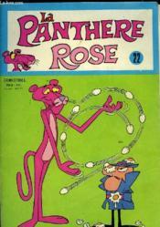 La Panthere Rose N°22 - Couverture - Format classique