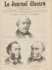 Journal Illustre (Le) N°7 du 16/02/1879 - Couverture - Format classique