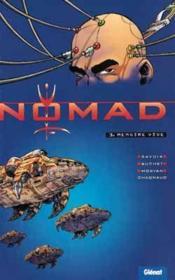Nomad Cycle 1 - Tome 01 - Couverture - Format classique