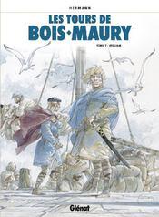 Les tours de Bois-Maury t.7 ; William - Couverture - Format classique