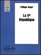 La ve republique - Intérieur - Format classique