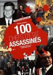 100 chefs d'états assassinés - Couverture - Format classique
