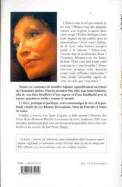 Secrets De Gitans - 4ème de couverture - Format classique