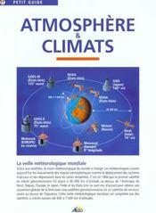 Atmosphere Et Climat - Intérieur - Format classique