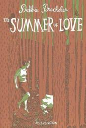 The summer of love - Couverture - Format classique