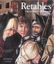 Retables - Intérieur - Format classique