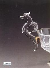 Collections royales d objets d art - 4ème de couverture - Format classique