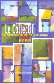 Collectif (Le) - Intérieur - Format classique