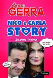 Vente  Nico & Carla story ; journal intime  - Laurent Gerra