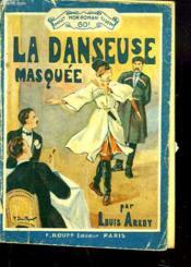 La Danseuse Masquee - Couverture - Format classique