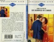 Les Sacrifices De L'Amour - Fire And Spice - Couverture - Format classique