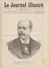 Journal Illustre (Le) N°8 du 23/02/1879 - Couverture - Format classique