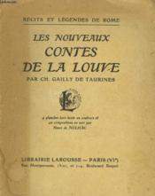 Les Nouveaux Contes De La Louve - Couverture - Format classique