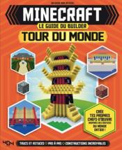 Vente  Minecraft ; le guide du builder ; tour du monde  - Collectif