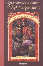 Aventures orph baudelaire t12  - Lemony Snicket