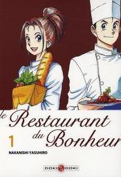 Le restaurant du bonheur t.1