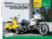 Rmt 37.2 Piaggo Vespa P125x-125e/Bmw R60-75-80-R100 - Couverture - Format classique