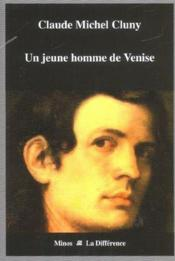 Un Jeune Homme De Venise - Couverture - Format classique