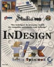 Indesign F/X Effets Speciaux Studio Pro - Couverture - Format classique