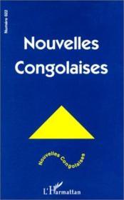 Nouvelles Congolaises 22 - Couverture - Format classique