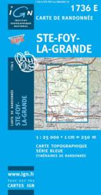 Sainte-Foy-la-Grande - Couverture - Format classique