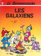 Les Galaxiens - Intérieur - Format classique
