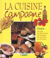 La cuisine de la campagne - Intérieur - Format classique