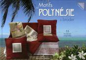 Motifs de polynésie à broder - Intérieur - Format classique