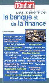 Les Metiers De La Banque Et De La Finance - Intérieur - Format classique