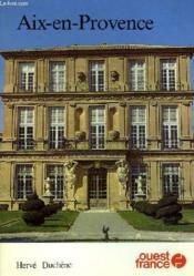 Aix En Provence - Couverture - Format classique
