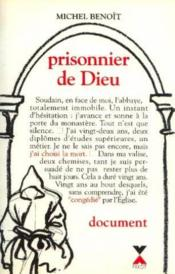 Prisonnier de dieu - Couverture - Format classique