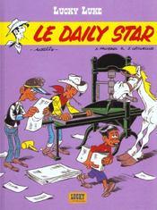 Lucky Luke t.53 ; le daily star - Intérieur - Format classique