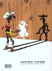 Lucky Luke t.53 ; le daily star - 4ème de couverture - Format classique