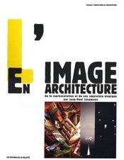 L'Image En Architecture - Intérieur - Format classique