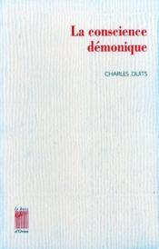 Conscience demonique (la) - Couverture - Format classique