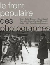 Le front populaire des photographes - Intérieur - Format classique