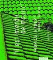 Fabrice hybert ; il est interdit de mourir - Couverture - Format classique