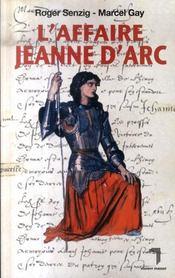 L'affaire Jeanne d'Arc - Intérieur - Format classique