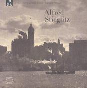 Alfred Stieglitz (Edition Francaise) - Intérieur - Format classique