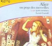 Alice au pays des merveilles - Intérieur - Format classique