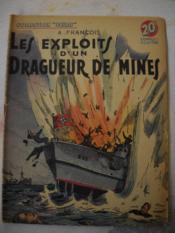 Les Exploits D'Un Dragueur De Mines - Couverture - Format classique