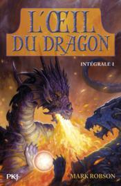 L'oeil du dragon ; t.1 et t.2 - Couverture - Format classique