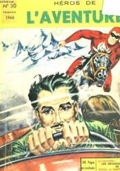 Heros De L'Aventure - N°30 - Couverture - Format classique
