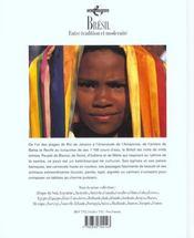 Bresil - 4ème de couverture - Format classique