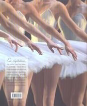 Leçon de danse - 4ème de couverture - Format classique