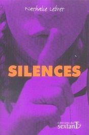 Silences - Intérieur - Format classique
