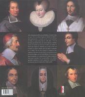 De Richelieu A Grignion De Montfort - 4ème de couverture - Format classique